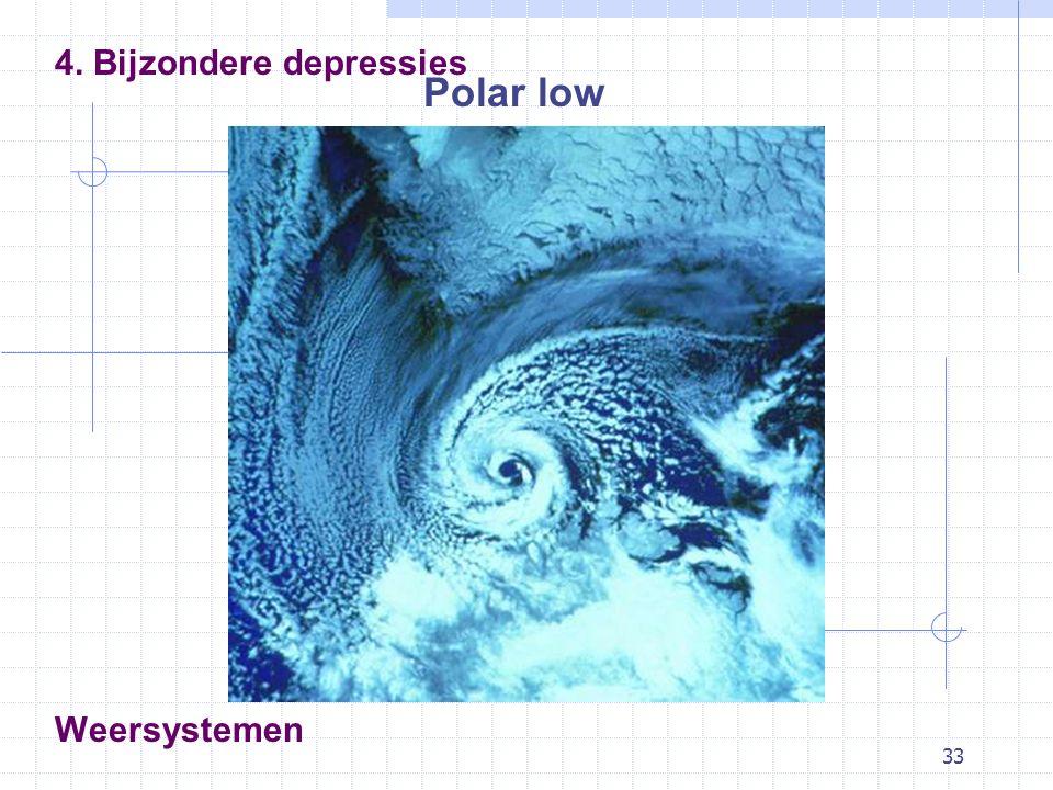 4. Bijzondere depressies