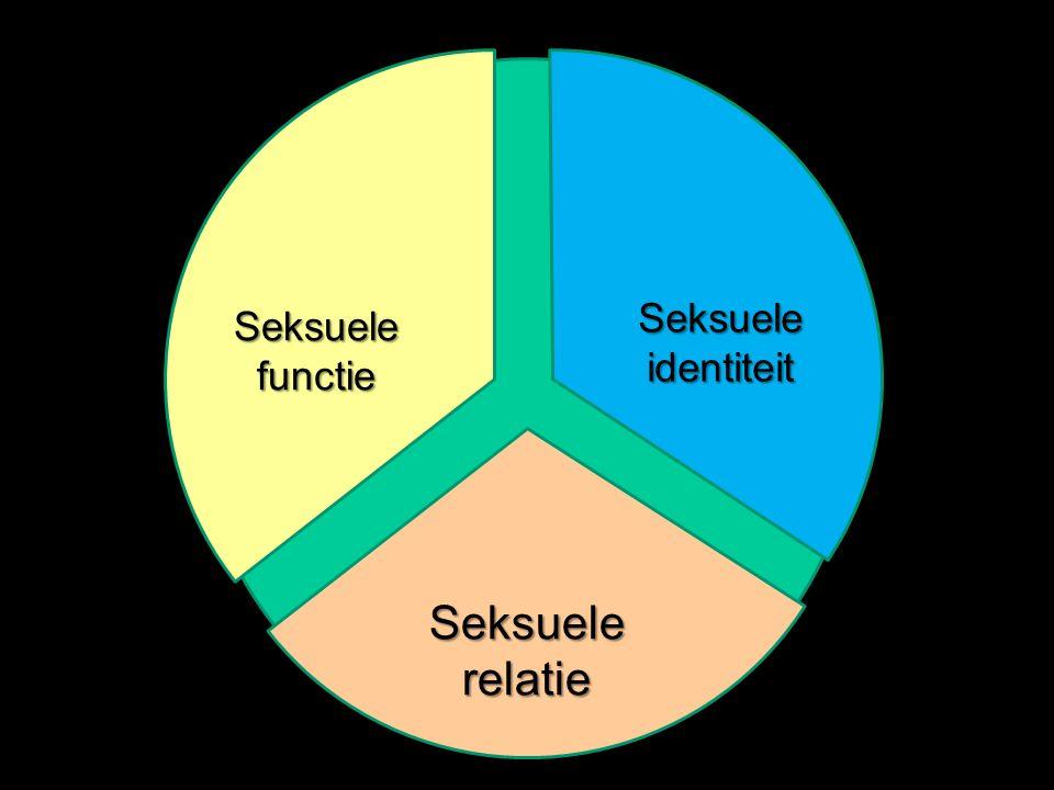Seksuele relatie Seksuele identiteit Seksuele functie