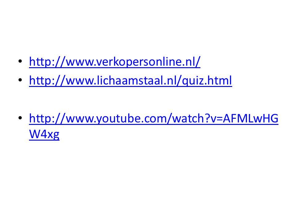 http://www.verkopersonline.nl/ http://www.lichaamstaal.nl/quiz.html.