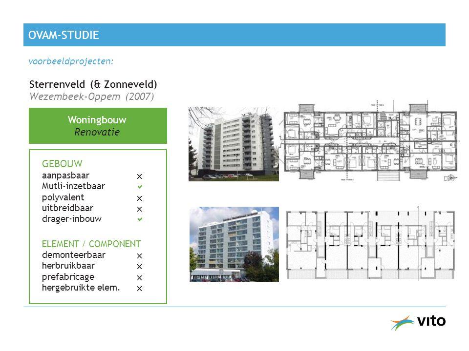 OVAM-studie Sterrenveld (& Zonneveld) Wezembeek-Oppem (2007)