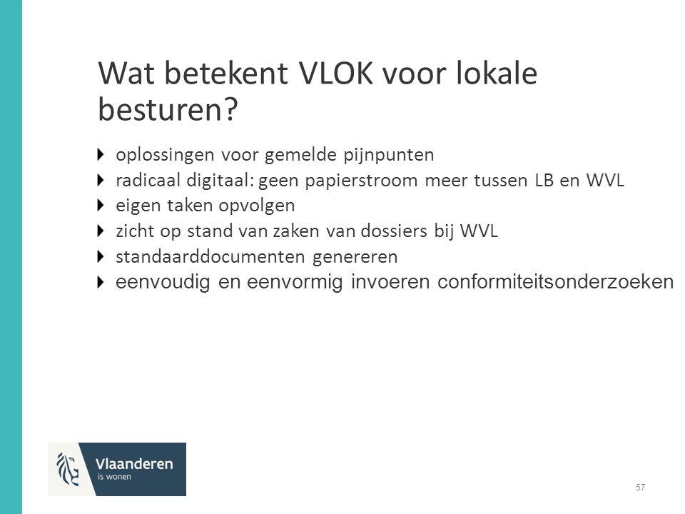 Wat betekent VLOK voor lokale besturen