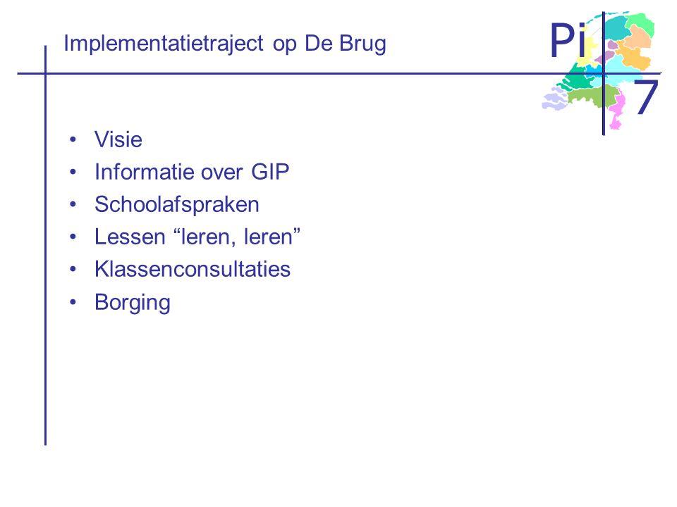 Implementatietraject op De Brug