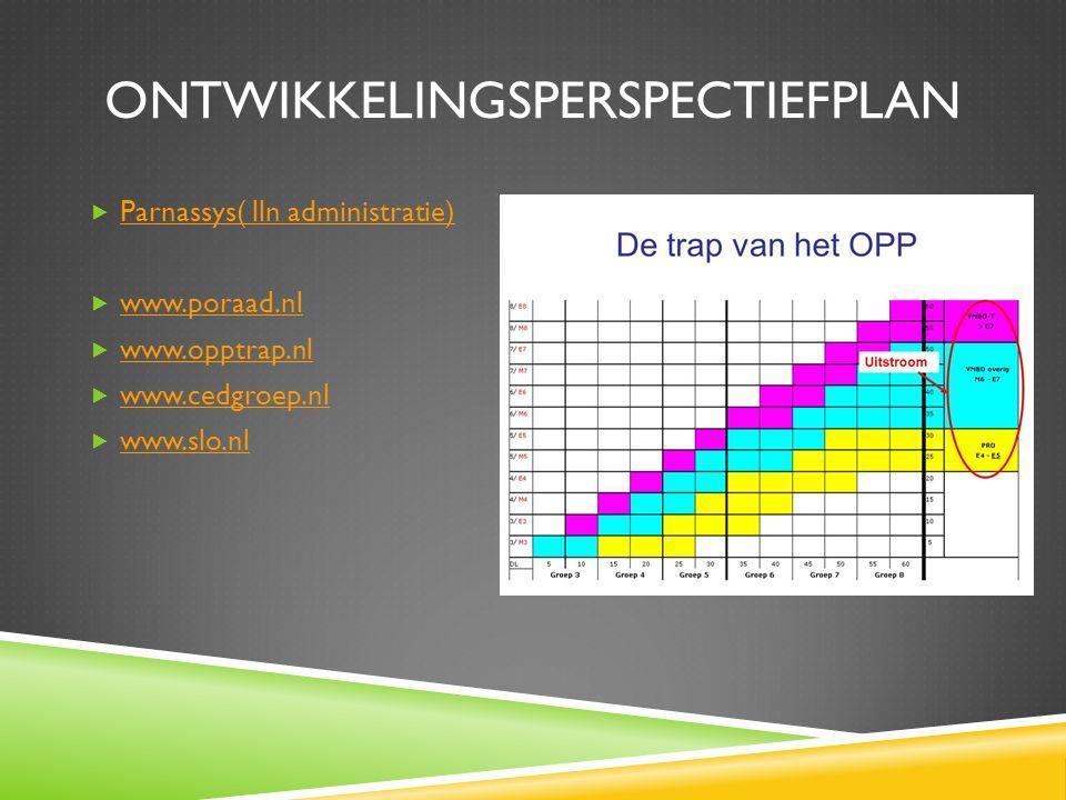 Ontwikkelingsperspectiefplan