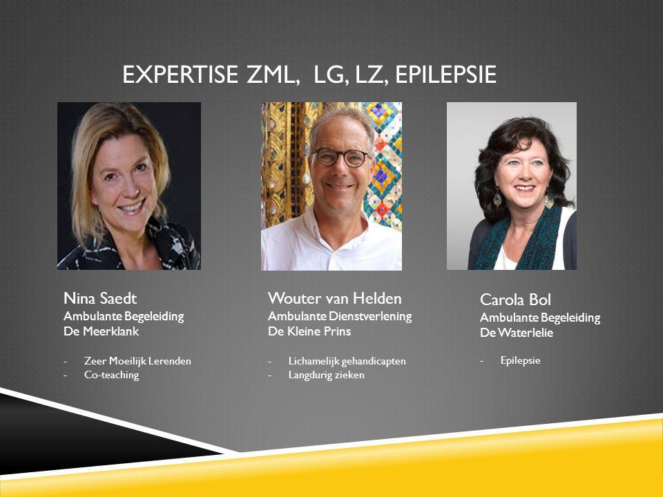 EXPERTISE ZML, LG, LZ, EPILEPSIE