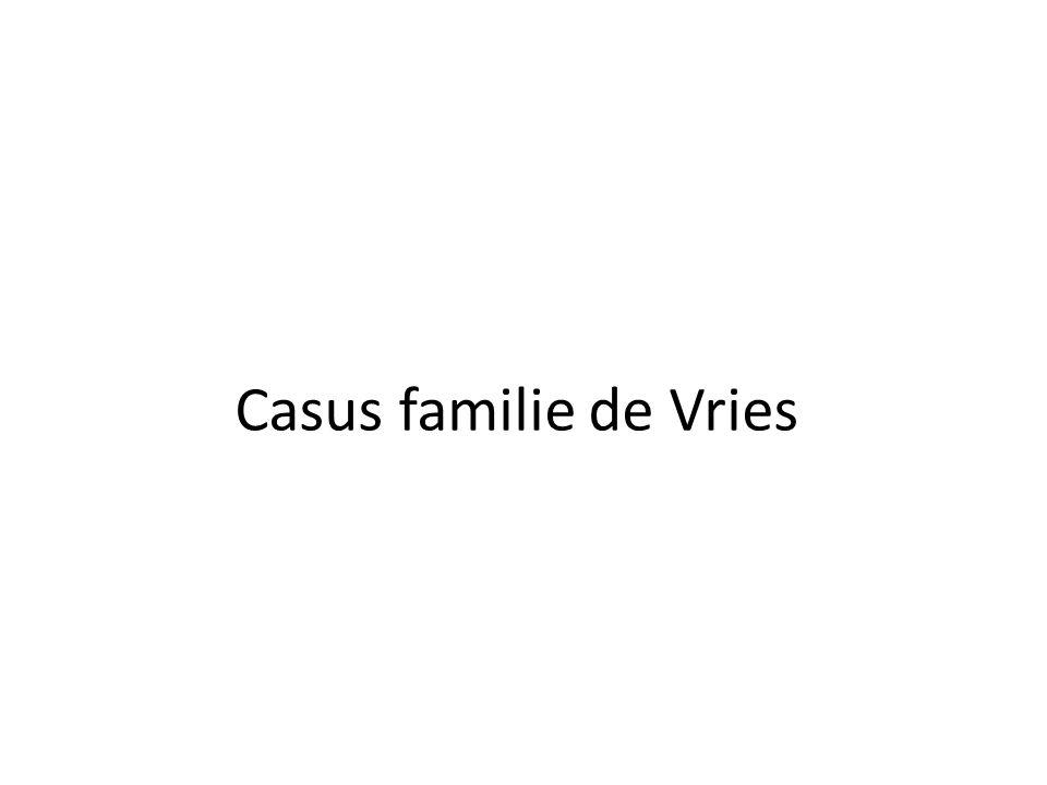 Casus familie de Vries