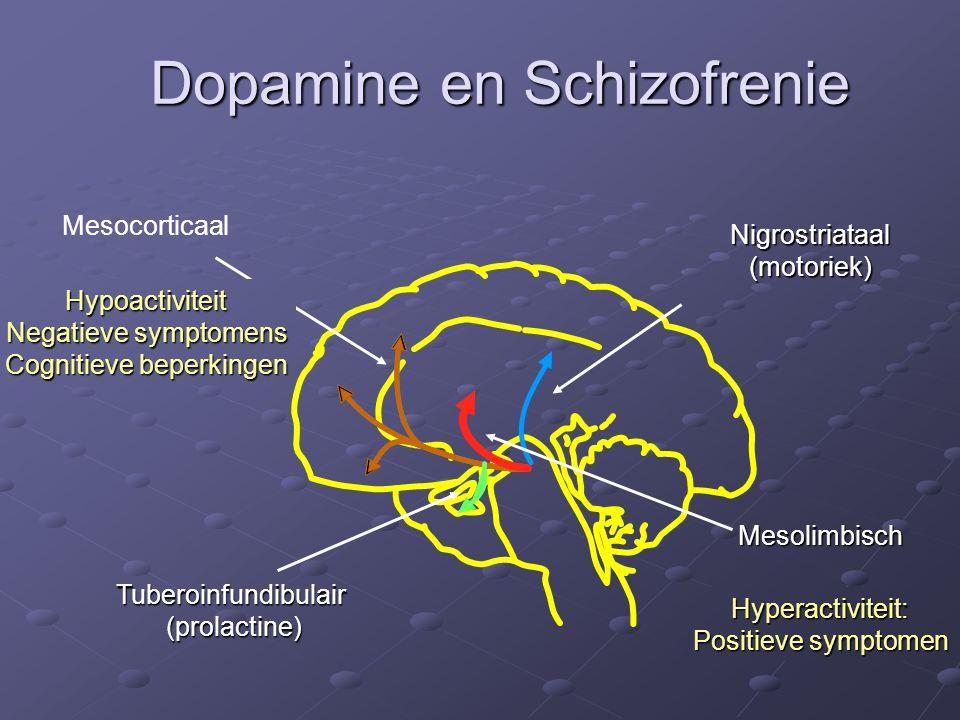Dopamine en Schizofrenie