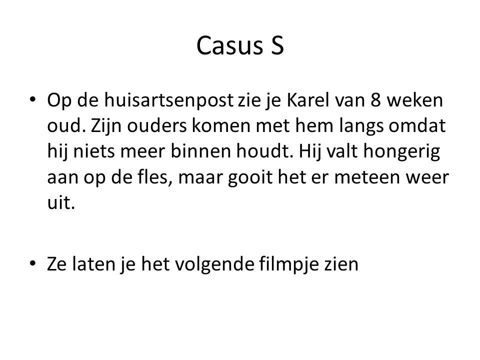 Casus S