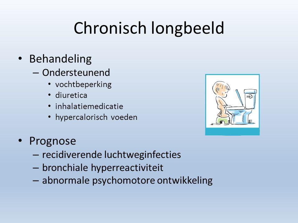 Chronisch longbeeld Behandeling Prognose Ondersteunend