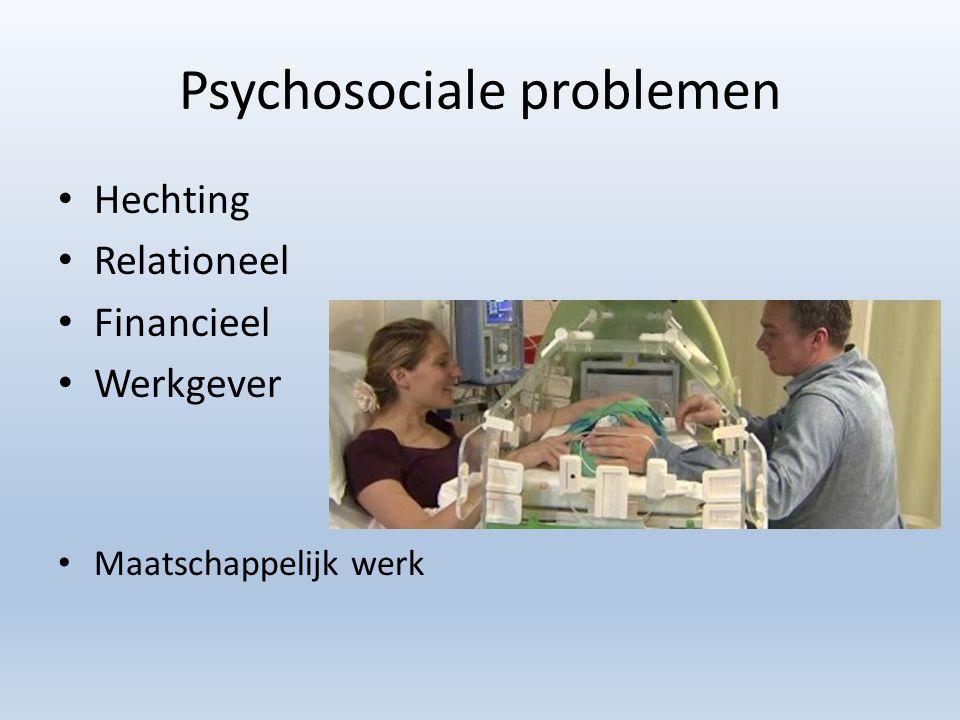 Psychosociale problemen