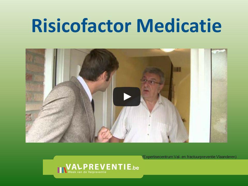 Risicofactor Medicatie