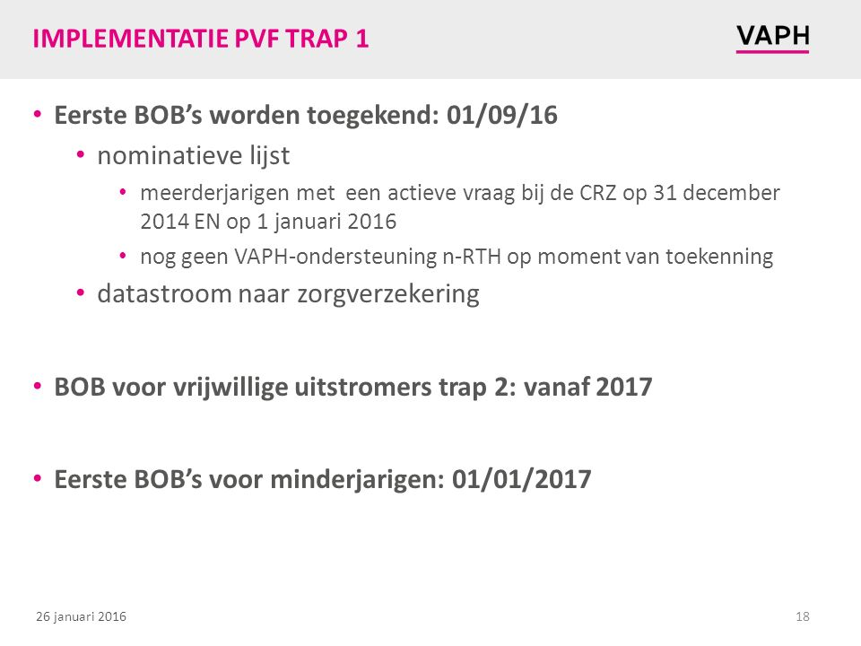 IMPLEMENTATIE PVF TRAP 1