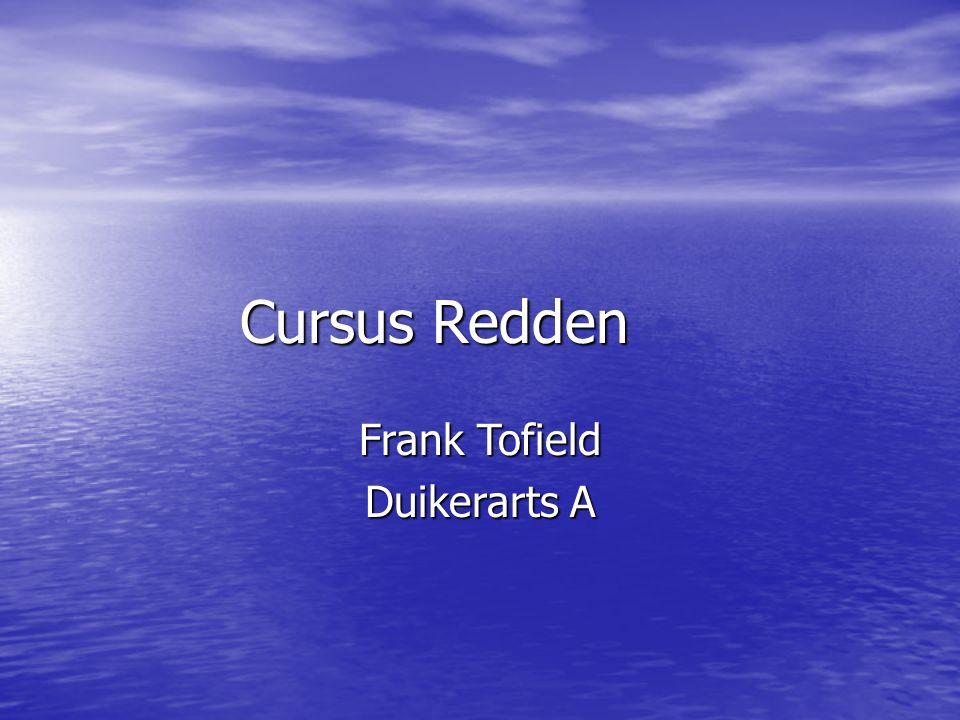 Frank Tofield Duikerarts A