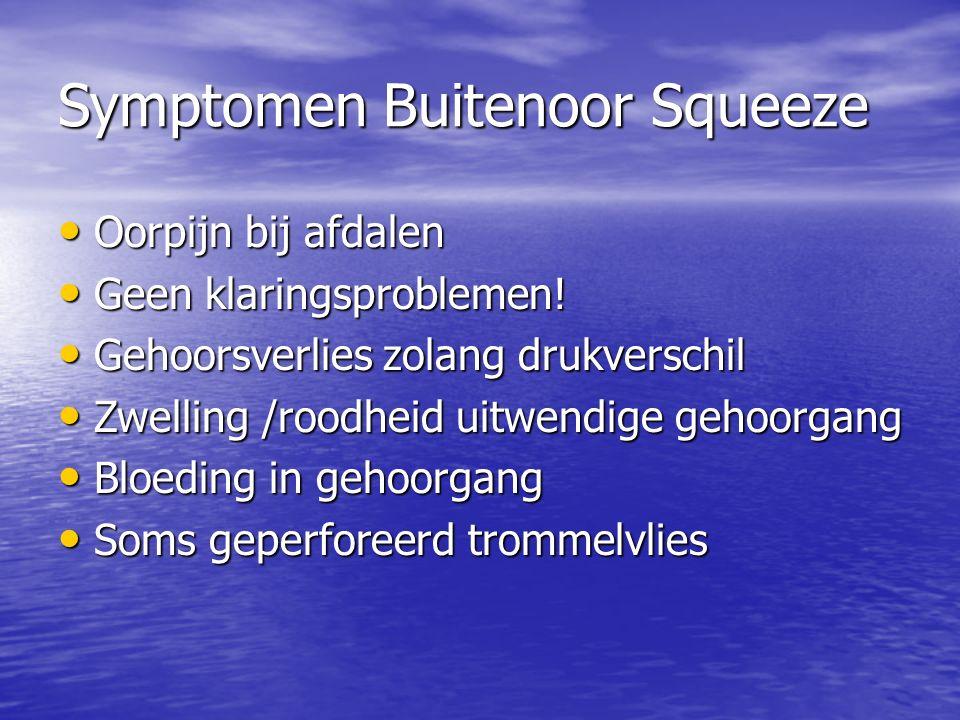 Symptomen Buitenoor Squeeze