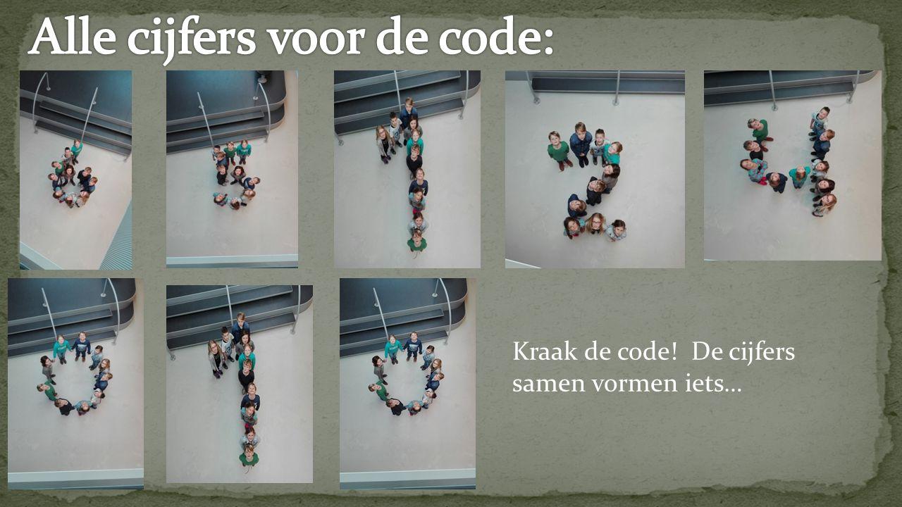 Alle cijfers voor de code: