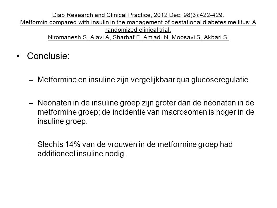 Diab Research and Clinical Practice, 2012 Dec; 98(3):422-429