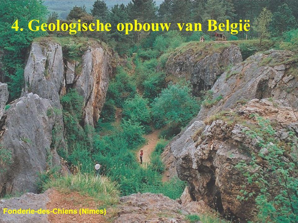 4. Geologische opbouw van België