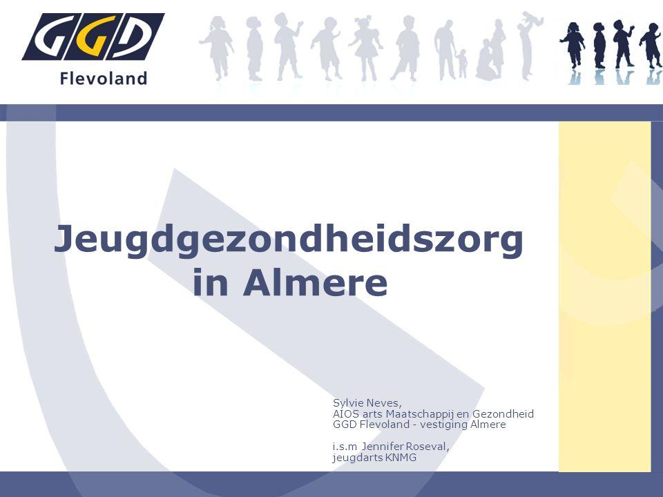 Jeugdgezondheidszorg in Almere