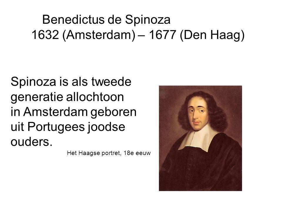 1632 (Amsterdam) – 1677 (Den Haag)