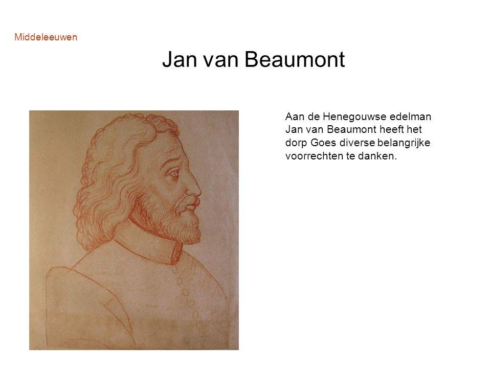 Middeleeuwen Jan van Beaumont