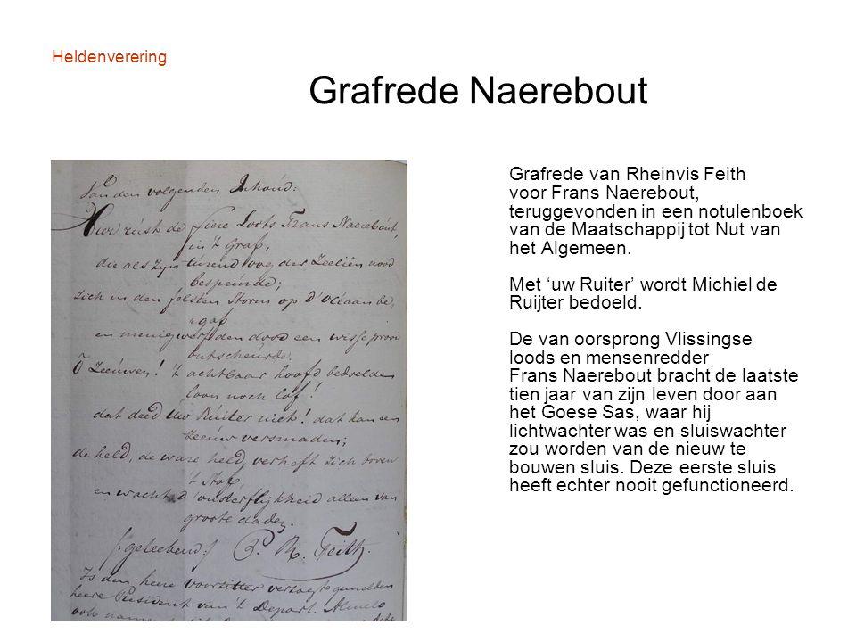 Heldenverering Grafrede Naerebout
