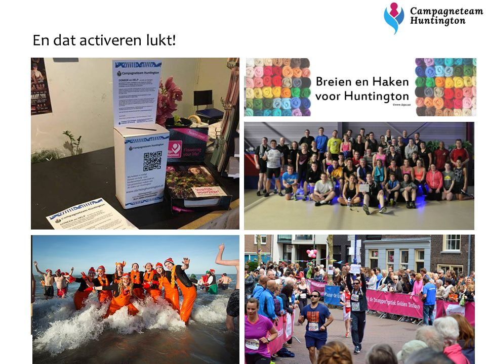 En dat activeren lukt!