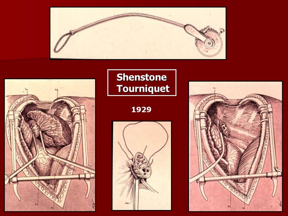 Shenstone Tourniquet 1929
