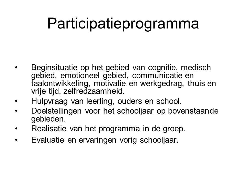 Participatieprogramma