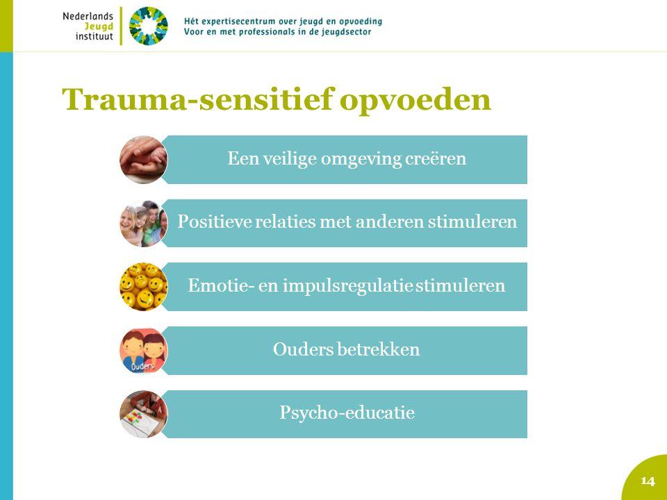 Trauma-sensitief opvoeden