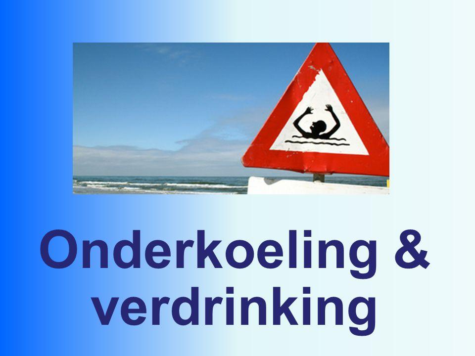 Onderkoeling & verdrinking