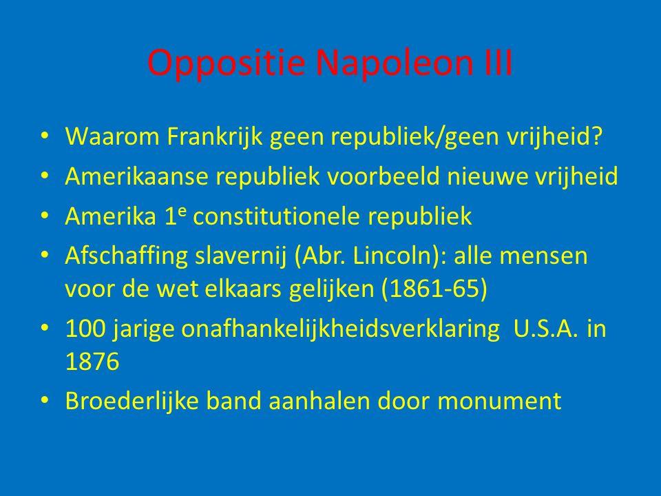 Oppositie Napoleon III