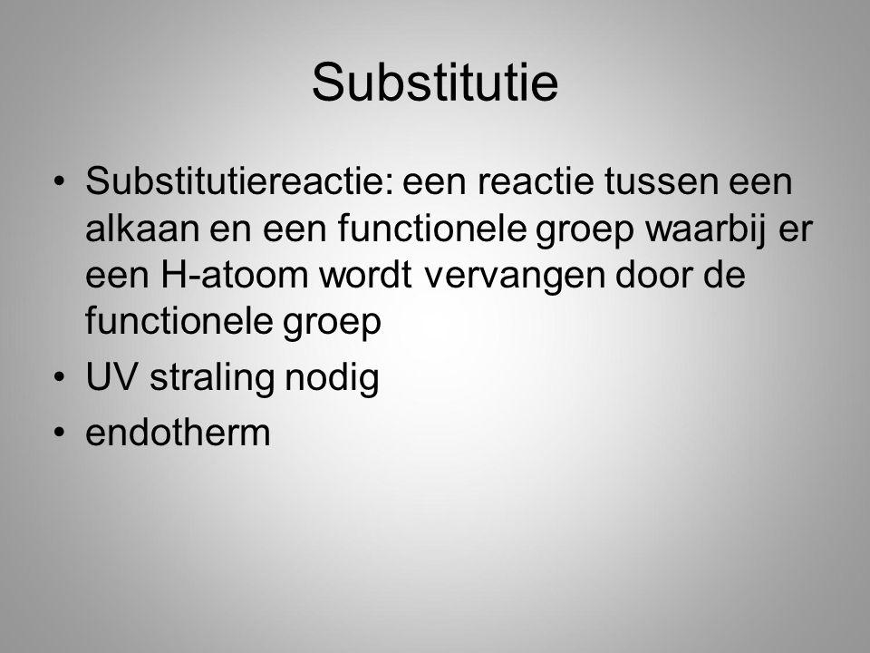 Substitutie