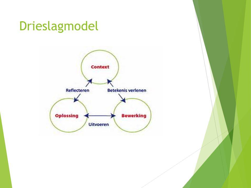 Drieslagmodel