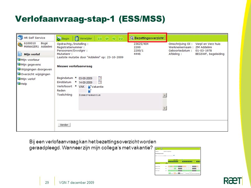 Verlofaanvraag-stap-1 (ESS/MSS)