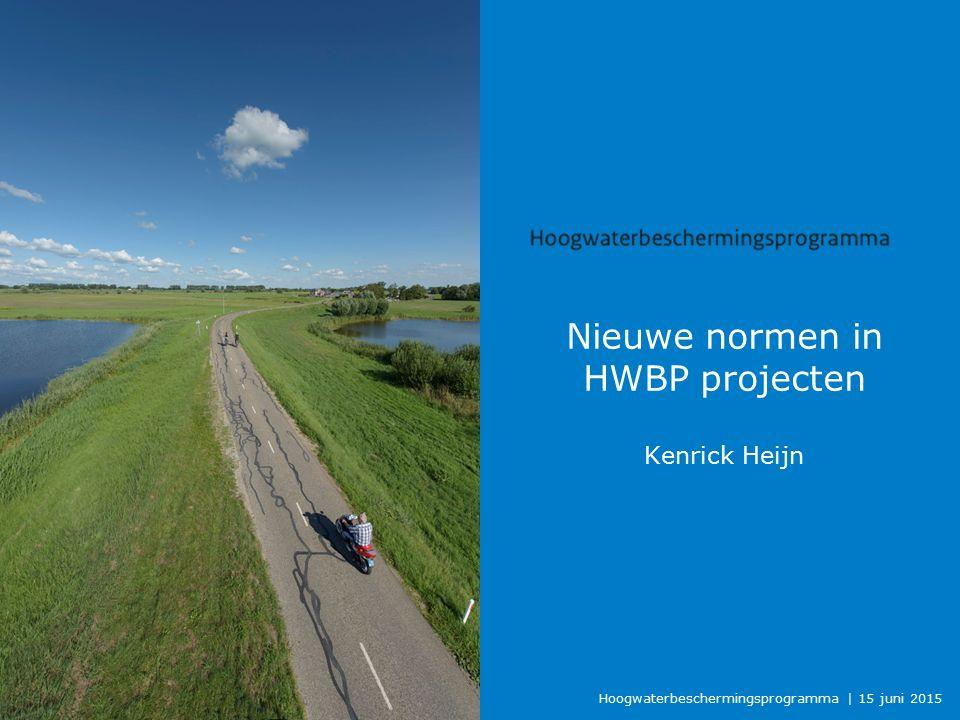 Nieuwe normen in HWBP projecten Kenrick Heijn