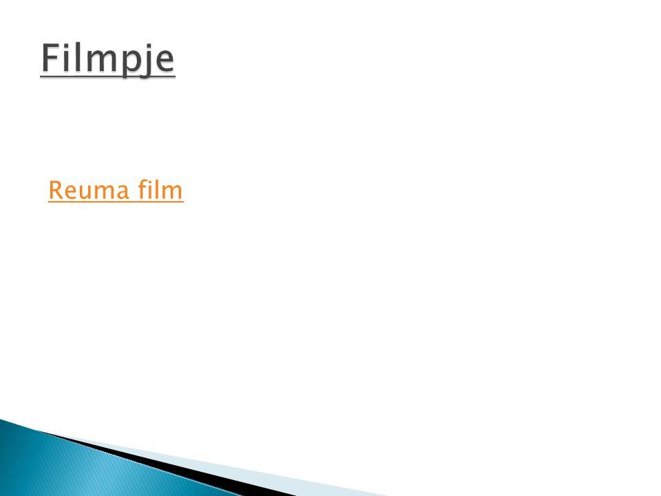 Filmpje Reuma film