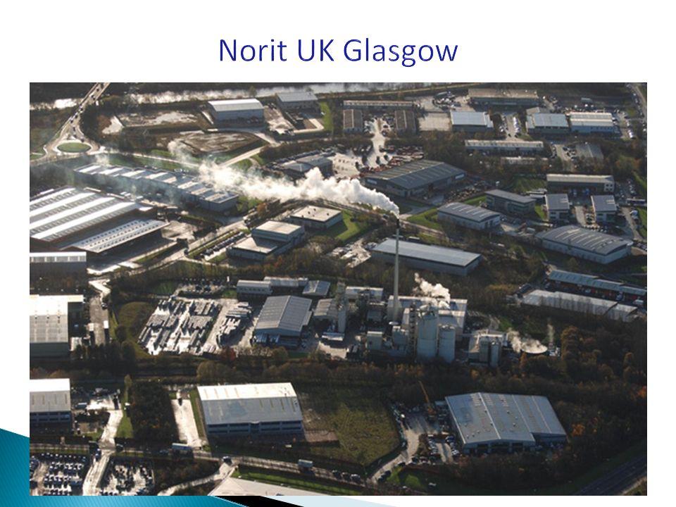 Norit UK Glasgow