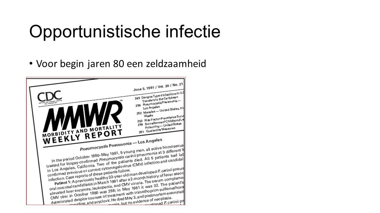 Opportunistische infectie
