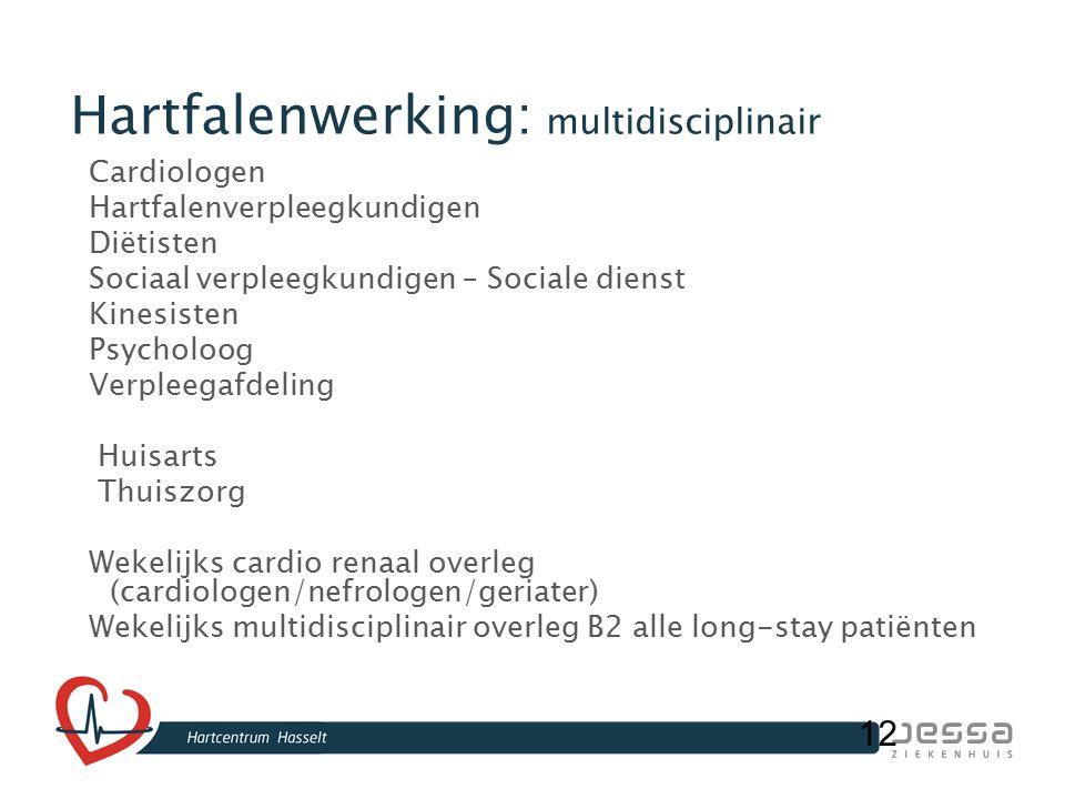 Hartfalenwerking: multidisciplinair