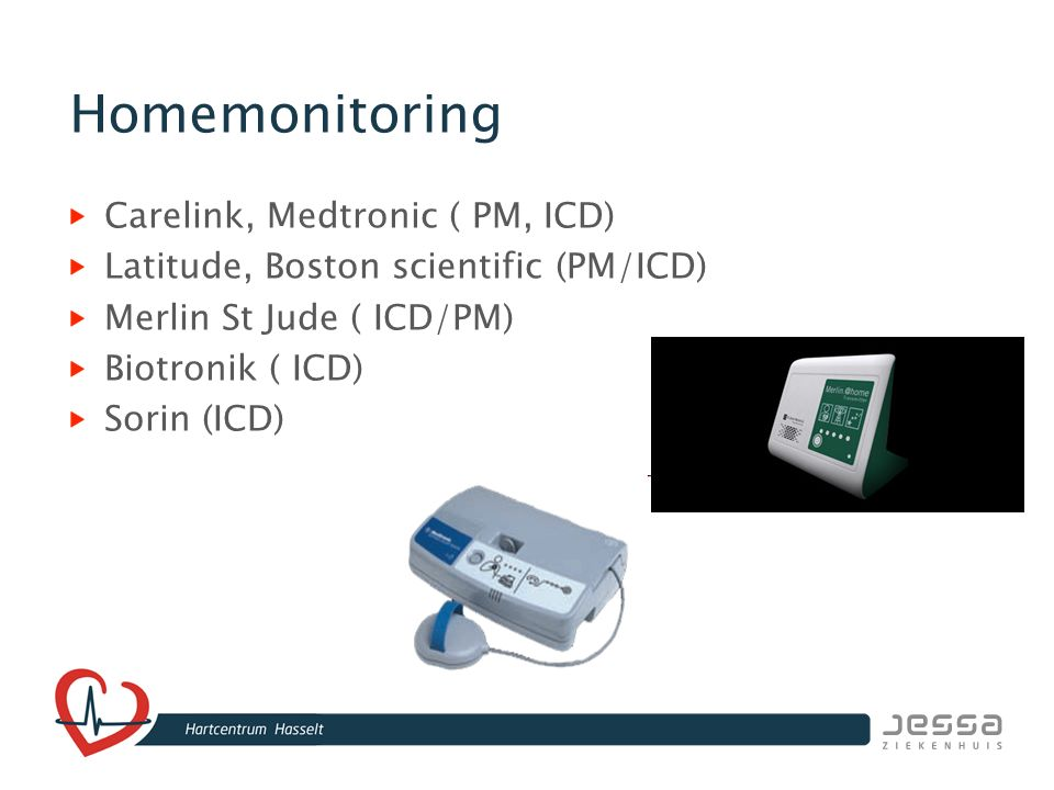 Homemonitoring Carelink, Medtronic ( PM, ICD)