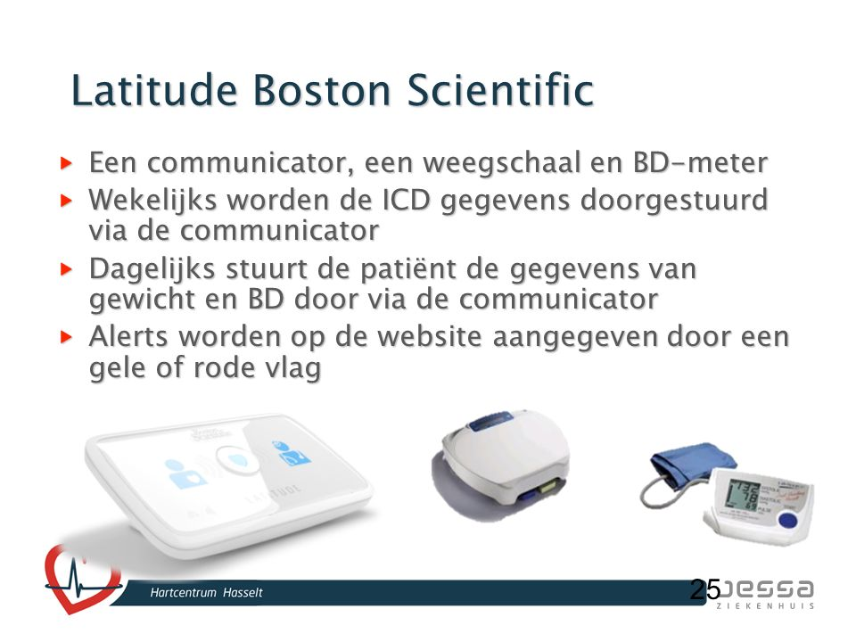 Latitude Boston Scientific