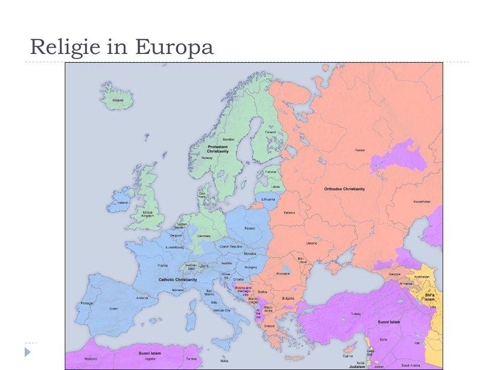 Religie in Europa