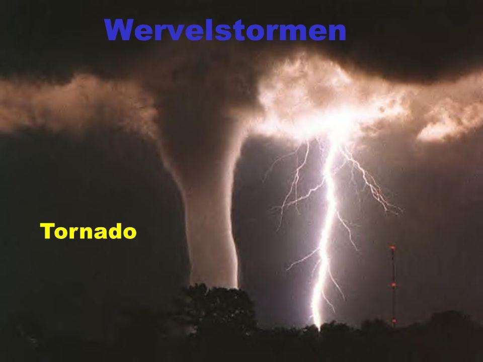Wervelstormen Tornado