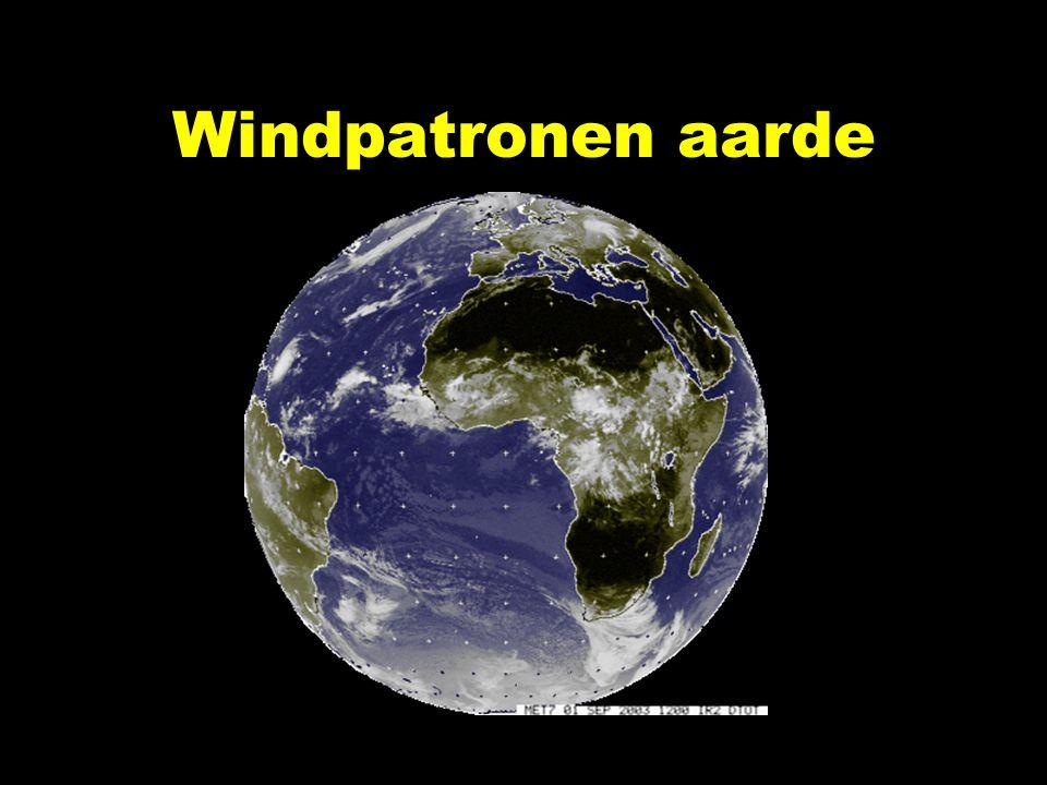 Windpatronen aarde