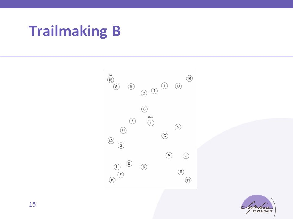 Trailmaking B