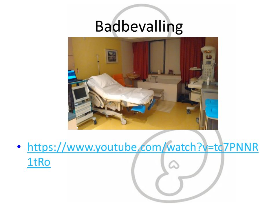 Badbevalling https://www.youtube.com/watch v=tc7PNNR1tRo