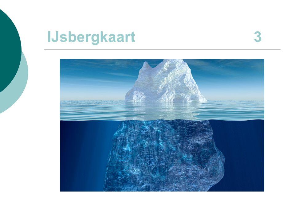 IJsbergkaart 3