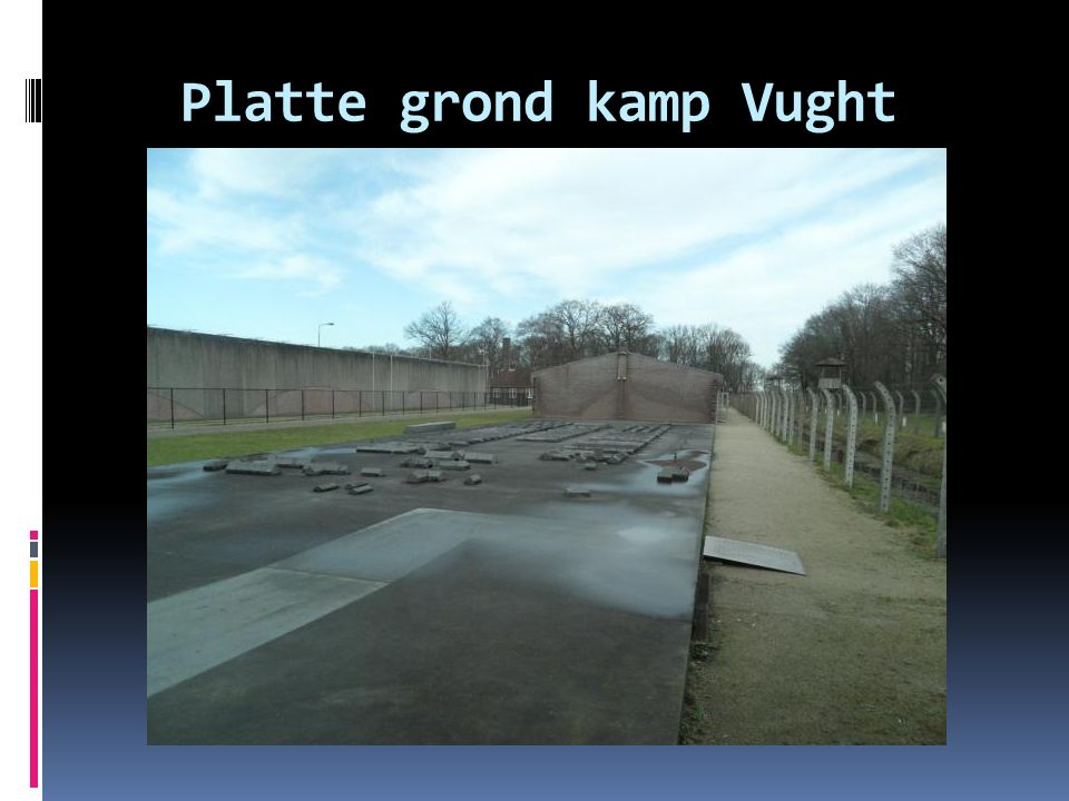 Platte grond kamp Vught