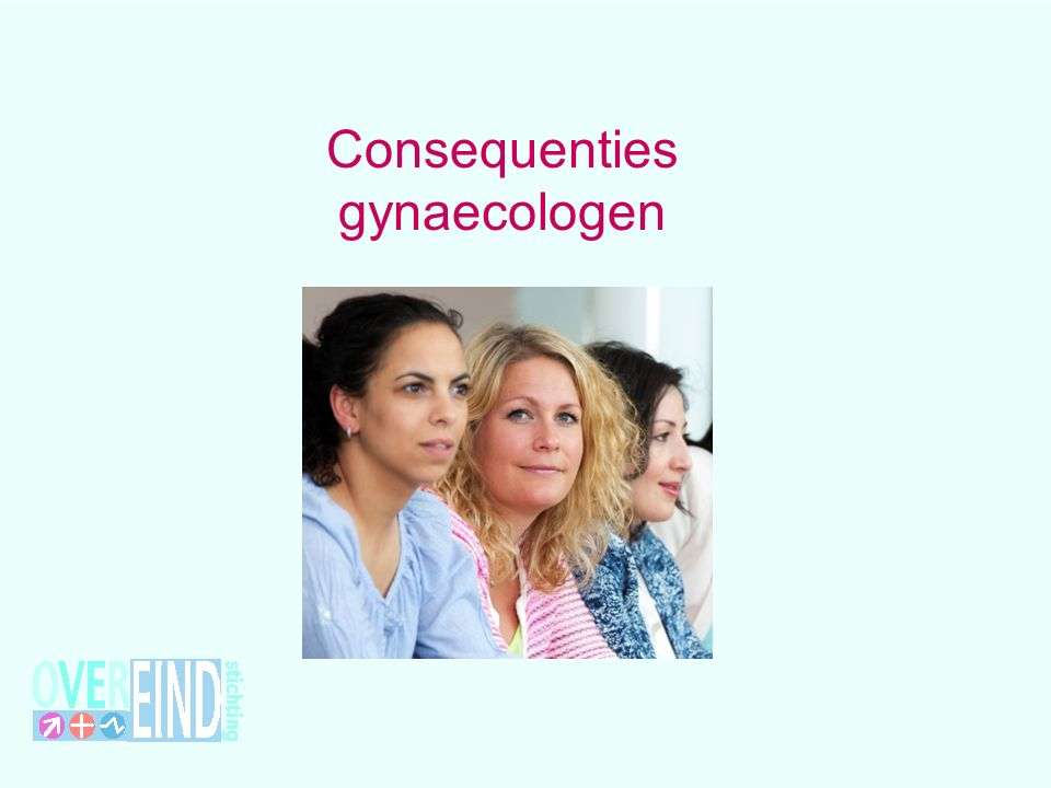 Consequenties gynaecologen