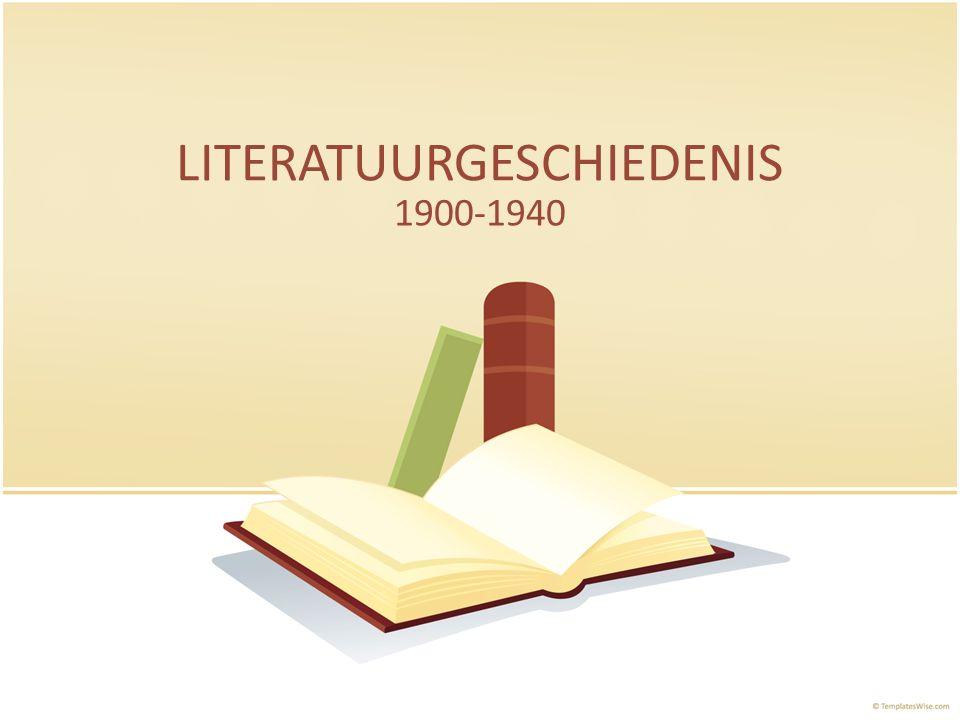 LITERATUURGESCHIEDENIS