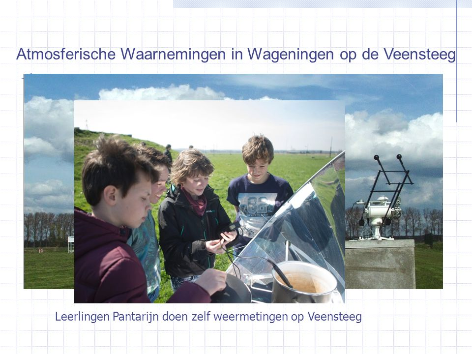 Wageningen Atmospheric Observatory